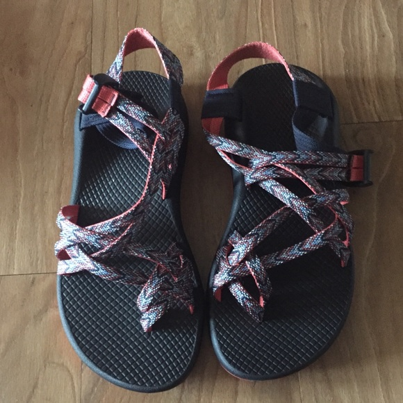 4fca1d5dc8d5 Chaco Shoes - New! Red and Blue Chacos